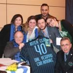 il C.D. con la maglia donata da Adriana e Lello