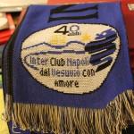 la sciarpa commemorativa