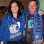michele caldarola da Bari e Adriana 40 anni di amicizia